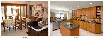 kitchen remodeling ideas before and after 29 unique before and after kitchen remodels kitchen remodeling