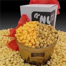 2 gallon popcorn tin nuts on clark