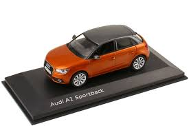 audi a1 model car 1 43 audi a1 tfsi sportback 2012 type 8x samoa orange with