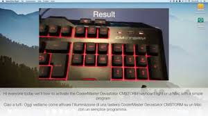 cm storm keyboard lights how to turn on the cooler master devastator cmstorm keyboard lights