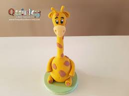 giraffe cake topper giraffe cake topper the cake society