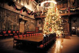 banquet hall at christmas at biltmore estate skimbaco lifestyle