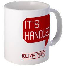 Cup Designs by Amazon Com Cafepress Olivia Pope It U0027s Handled Mug Unique