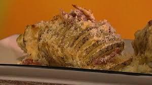 recipe learn to make the chew chef mario batali s cheesy