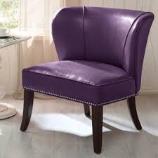 Plum Armchair Purple Accent Chairs You U0027ll Love Wayfair