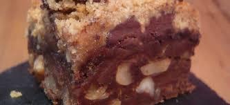 cuisine sans lait brookie potimarron cacahuètes végane entre brownie cookie