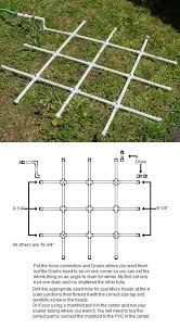 Square Foot Garden Layout Ideas Square Foot Garden Pvc Water Sprinkler Project The Homestead