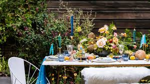Floral Decor Stunning Floral Centerpieces For Your Next Outdoor Party Sunset
