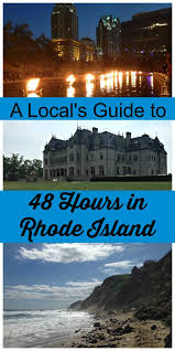 Rhode Island world traveller images A local 39 s guide to 48 hours in rhode island the daily adventures jpg