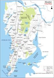 Map India Mumbai Map