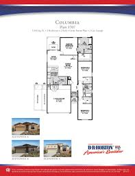 Dr Horton Cambridge Floor Plan 37 Carefree D R Horton Floor Plan W650 Plan By D R Horton
