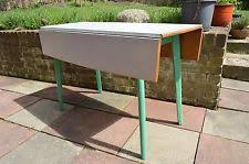 Formica Drop Leaf Table EBay - Retro formica kitchen table