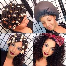 cold wave rods hair styles 5 steps to get the perfect perm rod curls on natural hair tgin