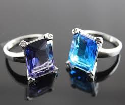 large ladies rings images Ladies finger large stone bijoux fashion topza 925 micro cubic jpg