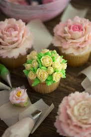 making rose cupcakes preppy kitchen