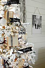 Black White Christmas Decorations For Trees by 152 Best Silver Black U0026 White Red Christmas Ideas Images On