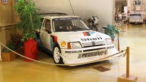 peugeot 205 group b is this europe u0027s best car museum motoring research