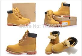 free shipping big size and s yellow boots large
