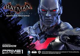 batman beyond dc comics batman beyond polystone statue by prime 1 studio