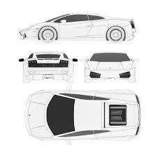 lamborghini gallardo blueprint lamborghini gallardo lp560 4 2008 smcars car blueprints