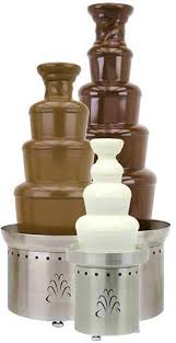 chocolate rentals chocolate fountains conrads concessions