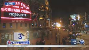 Cubs Lose Flag World Series 2016 Chicago Cubs Say Kyle Schwarber Not Medically