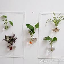 planters that hang on the wall crystal glass wall planters hanging wall air plants bread terrariums