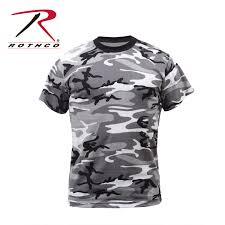 army pattern clothes rothco colored camo t shirts