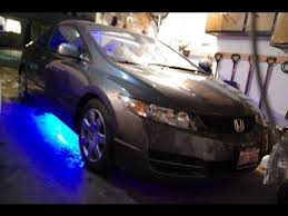 car lighting installation near me how to install street legal led underglow for about 20 for 2006
