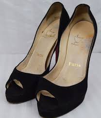 murphy owned u0026 worn christian louboutin shoes