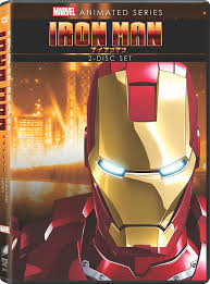 amazon com iron man marvel animated series adrian pasdar stan