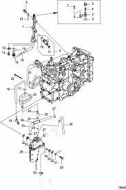 mercury marine 25 hp efi 3 cylinder 4 stroke fuel rail u0026 vapor
