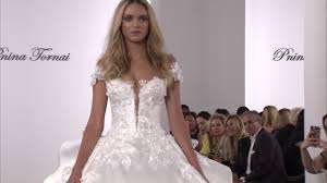 pnina tornai wedding dresses pnina tornai s 2018 fragile collection