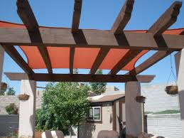 sail shades for patio home outdoor decoration