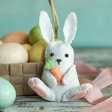 diy felt easter bunny lia griffith