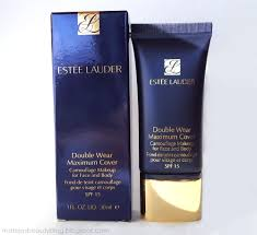estee lauder double wear maximum cover 11 very light estee lauder double wear maximum cover mateja s beauty blog