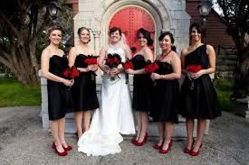 black bridesmaid dresses cool collection of black and bridesmaid dresses elite