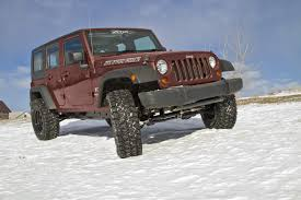2007 jeep unlimited offroad 3