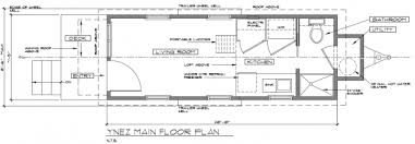 Twilight House Floor Plan Tiny House On Wheels Plans Home Design
