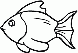 clownfish clipart golden fish pencil and in color clownfish