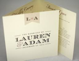 vintage wedding programs vintage wedding programs purchase this deposit listing to get