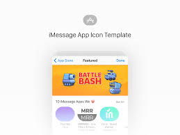 imessage app icon template sketch freebie download free resource