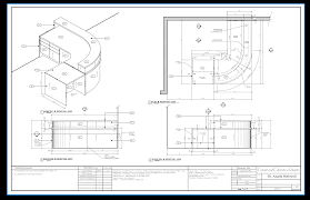 Reception Desk Cad Projects