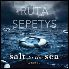 Genre Of The Blind Side Salt To The Sea By Ruta Sepetys