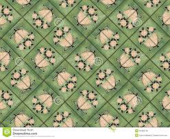 art nouveau tiles royalty free stock image image 34484726