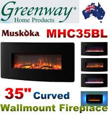 Muskoka Electric Fireplace Muskoka 35