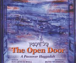 a passover haggadah the open door a passover haggadah enjoy a reading