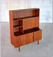 Modern Desk Hutch by Mid Century Modern Desk With Hutch Desk Home Design Ideas