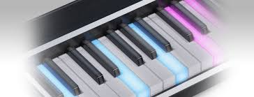 keyboard that lights up to teach you how to play live piano lessons from great teachers all from the comfort of home