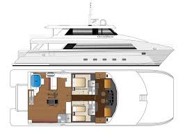 Boat Floor Plans Private Boat Hire Yacht Hire Charter Yachts Ocean Dream Charters